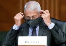 Dr Anthony Fauci, Penasihat Kesehatan Presiden AS Joe Biden. (Foto dari Fox News)