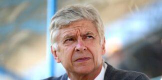 Mantan manajer Arsenal Arsene Wenger
