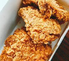 Ayam KFC / sweetrip.id