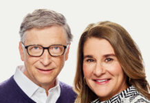 Bill Gates dan Melinda Gates