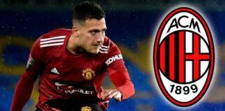 Diogo Dalot tentang masa depannya dengan status pinjaman di AC Milan
