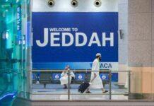 Foto ilustrasi: Bandar Udara Internasional King Abdul Aziz Jeddah, Arab Saudi