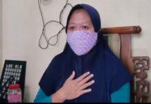 Melati, guru TK di Kota Malang, Jatim yang terjerat utang pinjaman online (pinjol).