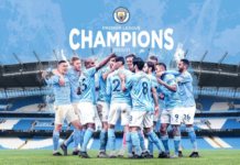 Manchester City juara Liga Premier Inggris 2020/21. (mancity.com)