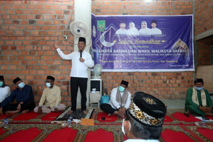 Muhammad Rudi, Wali Kota Batam