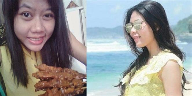 Nani Aprilliani Nurjaman (25), peracik sateberacun sianida.
