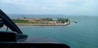 Pulau Nipa, Kepri. (halamankepri.blogspot.com)