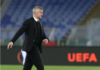 Manajer Manchester United Ole Gunnar Solskjaer usai laga Leg II semifinal Liga Eropa 2020/21 AS Roma 3-2 MU di Stadion Olimpico, Roma, Kamis (6/5/2021) atau Jumat dinihari waktu Indonesia.(Foto dari Uefa.com)