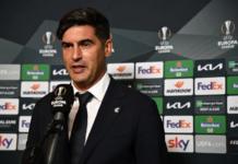 Paulo Fonseca Pelatih AS Roma.(Foto dari Uefa.com)