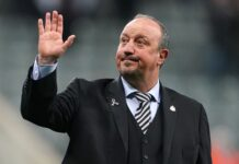 Rafael Benitez (Foto dari Sky Sports)