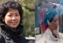 "Shi Zheng-li, peneliti China yang dijuluki ""Nyonya Kelelawar""."