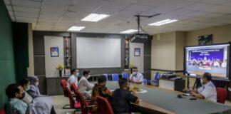 Dinas Kebudayaan dan Periwisata (Disbudpar) Batam bersama pelaku pariwisata dan Kementerian Pariwisata (Kemenpar) membahas persiapan pemberlakuan Travel Corridor Arrangement (TCA) Batam, Jumat (7/5/2021).