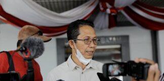 Wakil Walikota Batam Amsakar Achmad