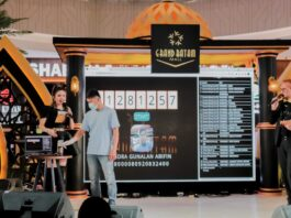 Grand Batam Mall (GMB) memberikan apresiasi kepada pengunjung setianya melalui Undian Shop and Win Season 2 atau Grand Prize pada Minggu (2/5/2021) sore.
