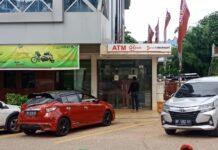 Foto Lokasi Bank Riau sie panas