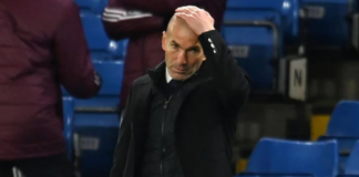 Pelatih Real Madrid Zinédine Zidane. (Foto: Uefa.com)