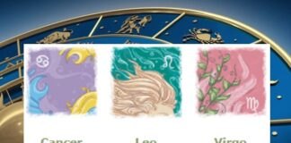 Zodiak Cancer Leo Virgo