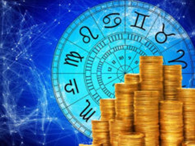 Ilustrasi Zodiak Keuangan.