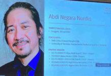 Abdee Slank jadi komisari Telkom/ telisik.id