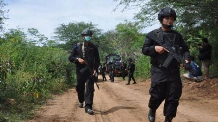 Ali Kalora diburu aparat Gabungan TNI-Polri. foto: KC