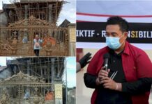 Tersangka pelaku antigen bekas di Kualanamu, sedang bangun rumah mewah di Palembang (indozone.id)