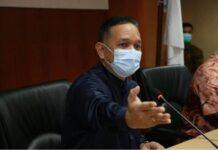 Kepala Biro Humas, Promosi dan Protokol BP Batam, Dendi Gustinandar,