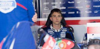 Rider Moto3, Jason Dupasquier, meninggal dunia. (Foto: Getty Images/Mirco Lazzari gp)