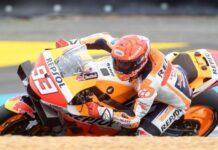 Start Keenam di MotoGP Prancis, Marquez: Ini Hasil Terbaik. (Foto: AFP/JEAN-FRANCOIS MONIER)