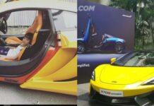 Mobil mewah milik Sule