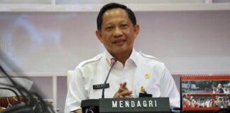Menteri Dalam Negeri (Mendagri), Tito Karnavian
