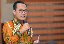 Sekretaris Kementerian Koordinator Bidang Perekonomian Susiwijono Moegiarso.