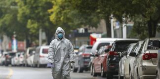 Ilustrasi pandemi Covid-19/ Foto: CNBC Indonesia