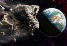 Ilustrasi. NASA melaporkan sebanyak tujuh asteroid melintas dekat Bumi pekan ini. (iStockphoto/ratpack223)