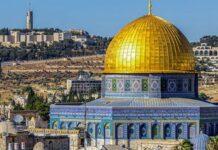 Masjid Al-Aqsha, kompleks seluas 144.000 meter persegi yang berada di Kota Lama Yerusalem/ Foto: tagar.id