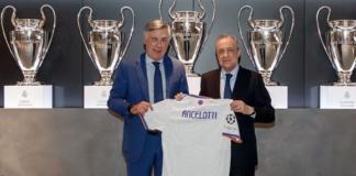 Mantan Manajer Everton Carlo Ancelotti resmi menjadi pelatih kepala Real Madrid. (Foto: Realmadrid.com)