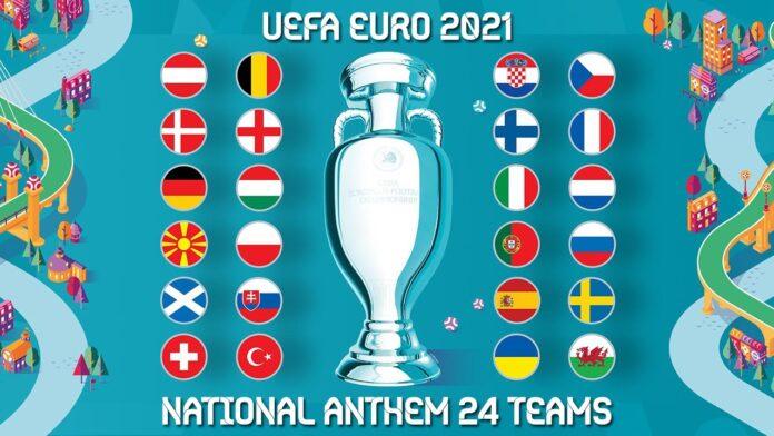 Daftar 24 Negara Peserta Euro 2020 [2021].