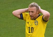 Gelandang Swedia Emil Forsberg. (Uefa.com)