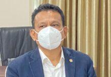 Anggota DPD RI DR. Richard Pasaribu