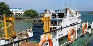 Kapal Ro Ro, Batam - Tanjung Uban/ Foto: genpi.co