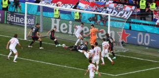 UEFA EURO 2020 telah mencetak rekor baru untuk gol final turnamen setelah gol Mislav Orši untuk Kroasia melawan Spanyol membuat jumlahnya menjadi 109 – melampaui yang terbaik sebelumnya, yang dibuat pada 2016, dengan sepuluh pertandingan tersisa. (UEFA.COM)