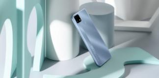 Smartphone Realme C25. (Foto: technologue.id)