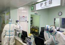 Rumah Sakit Wuhan. (Foto: DNAIndia)