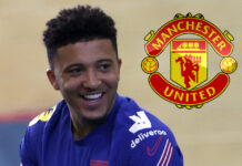 Jadon Sancho sudah mencapai kesepakatan pribadi dengan Manchester United, tetapi Dortmund menolak tawaran £67 juta (sekitar Rp1,5 triliun) dari klub Inggris. (talkSPORT)
