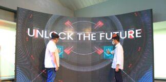 Telkomsel 5G Unlock The Future di Kota Batam oleh Wakil Wali Kota Batam, Amsakar Achmad