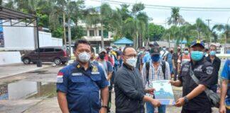 Kementerian Kelautan dan Perikanan (KKP) bersinergi dengan Kantor Imigrasi kelas I TPI Tanjungpinang, mendeportasi 34 orang awak kapal berkewarganegaraan Vietnam.