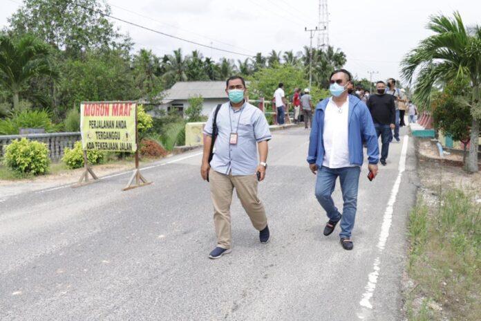Komisi III DPRD Provinsi Kepulauan Riau (Kepri) melakukan kunjungan kerja (Kunker) pengawasan, dalam rangka Monitoring dan Evaluasi (Monev) terhadap kegiatan mitra kerjanya di Kecamatan Kundur, Kabupaten Karimun, Provinsi Kepri, Kamis (24/6/2021) kemarin.
