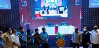 Foto kegiatan Fokus Grup Discusi DPD RI di Aston Hotel, Batam.