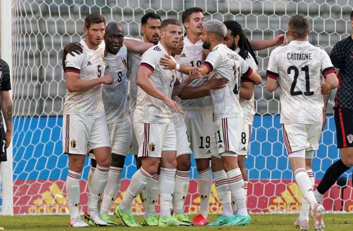 Belgia bermain imbang dengan Yunani dan mengalahkan Kroasia menjelang Euro 2020. (talkSPORT)