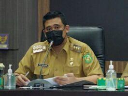 Bobby Nasution, Wali Kota Medan/ Foto: gesuri.id