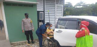Foto Toni Lukito (77) warga Kezia Residence, Baloi, Batam,
